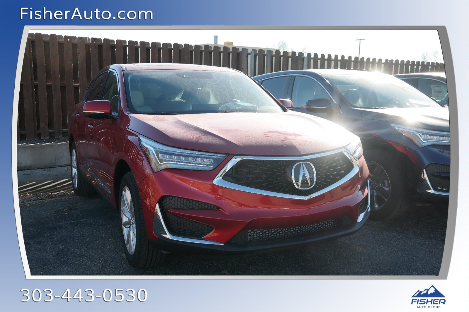 New 2019 Acura Rdx Sh Awd Sport Utility In Boulder 194745 Fisher