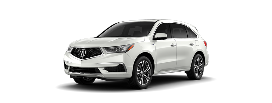 New 2020 Acura Mdx Sport Hybrid Sh Awd With Technology Package With Navigation