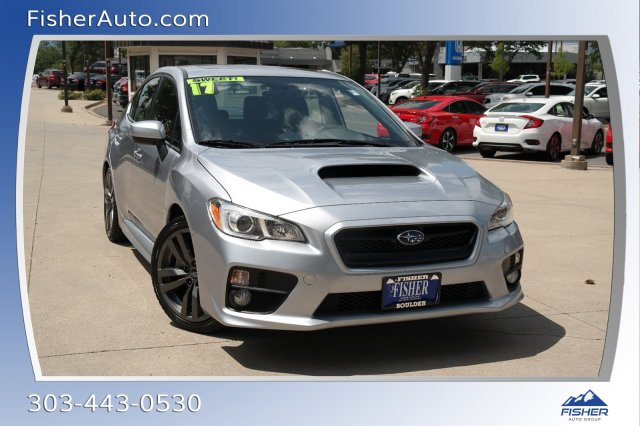 Pre-Owned 2017 Subaru WRX Premium Manual