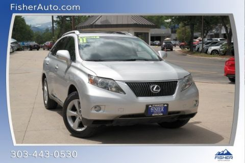 Pre-Owned 2011 Lexus RX 350 AWD 4dr