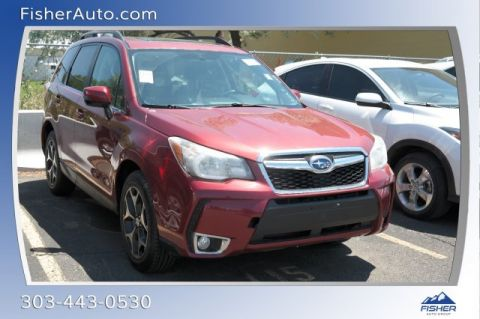 Pre-Owned 2014 Subaru Forester 4dr Auto 2.0XT Touring