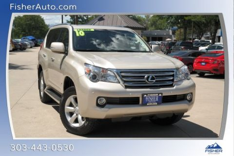 Pre-Owned 2010 Lexus GX 460 4WD 4dr